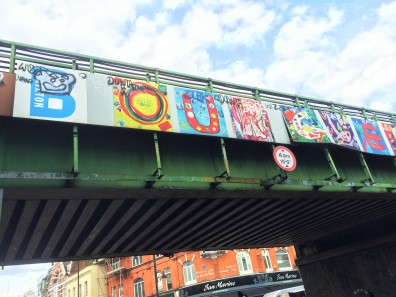 30. Railway Bridge, Brixton Road