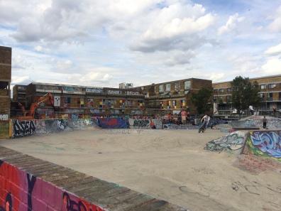 20. Stockwell Skate Park