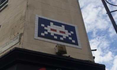 49. Space Invader, Coldharbour Lane