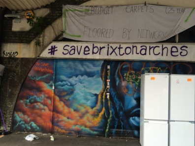 35. #SaveBrixtonArches, Atlantic Road