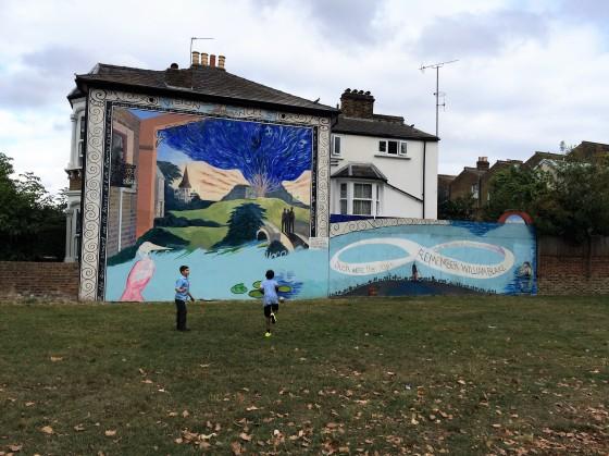 Goose Green playground